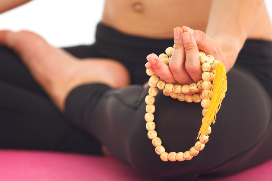 Mantra Meditation mit Malas